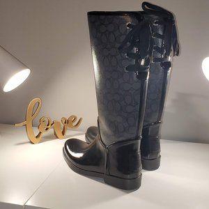 COACH Tristee Rain Boot - 10M